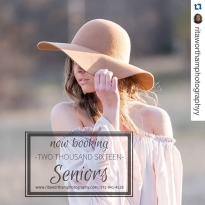 Repost ritaworthamphotographyy with repostapp  Now booking 2016 SENIORS! Ladieshellip