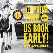 From our friends thedreamlimos Make sure to book your promhellip